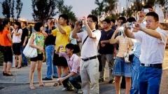 Новости Общество - Китайских туристов в России стало в 2 раза больше
