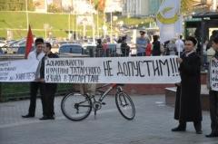 Новости  - Активистов, посетивших пикет «Азатлыка», задержали за камуфляж и перочинный ножик