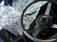 Новости  - В день города казанец врезался в столб и погиб