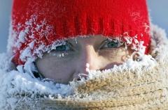 Новости  - В первые дни недели татарстанцы будут добираться до работы по морозу