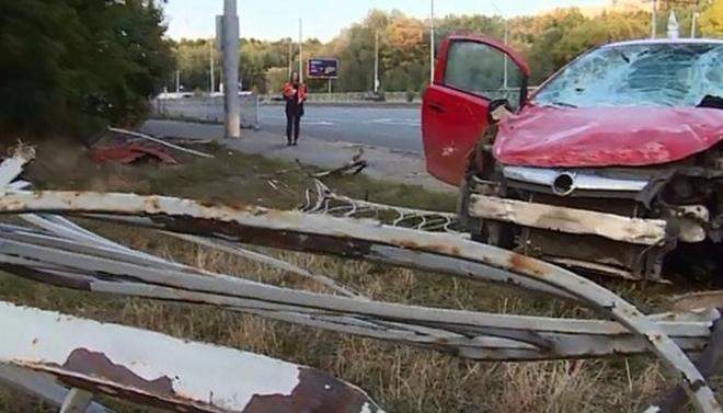 Новости  - Серьезное ДТП на проспекте Победы: скончалась женщина