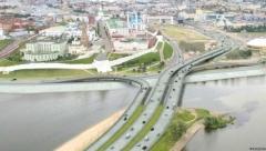 Новости  - В столице Татарстана завершен ремонт Ленинской дамбы