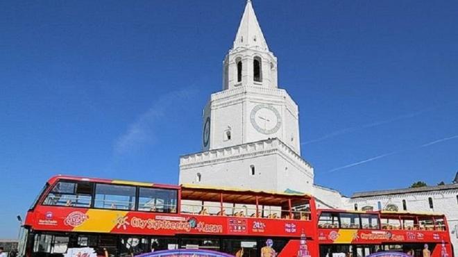 Казань вошла в тройку рейтинга популярных туристических городов России