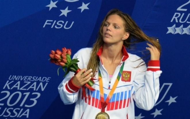 Юлия Ефимова: на Универсиаде никто особо не старался, мы золото и так брали