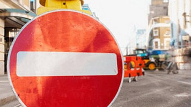 С пятницы частично перекроют движение по улице Островского