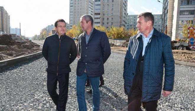 Участок улицы Баруди в Казани сделают четырехполосным
