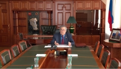 Новости  - Владимир Путин подписал отставку Амана Тулеева