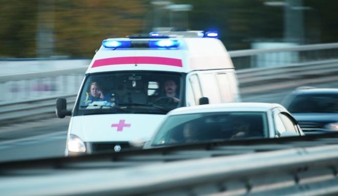Новости  - В Тукаевском районе республики перевернулся школьный автобус