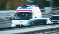 Новости  - На трассе М7 фура протаранила легковушку