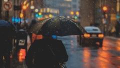 Новости Погода - Сегодня по Татарстану ожидается дождь и ветер