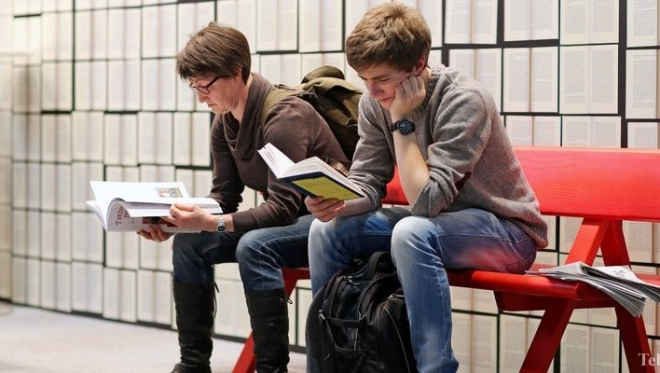 Новости  - Татарстан стал третьим в России по количеству читающих