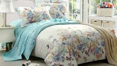 Несекретные материалы: разбираемся в тканях для постельного белья
