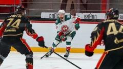 Казанские хоккеисты проиграли «Авангарду» на выезде