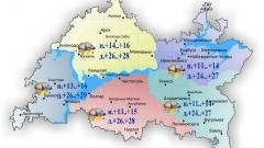 Сегодня в Татарстане ожидаются грозы и дождь