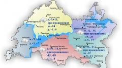 Новости  - Сегодня по Татарстану временами снег и слабая метель