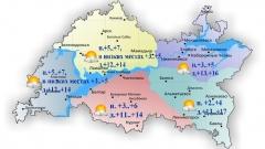 Новости Погода - Сегодня в Казани без существенных осадков