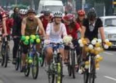 Новости  - 20 августа в Казани состоится велосвадьба.