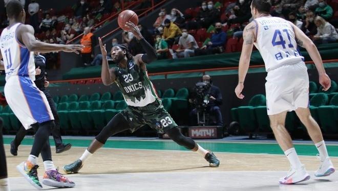 Казанский УНИКС одержал победу в игре с «Морнар Бар»