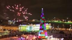 Новости  - Центральная елка в Казани откроется 29 декабря