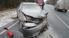 Новости  - В Зеленодольском районе столкнулись 4 автомобиля