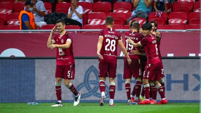 Новости  - «Рубин» сыграл вничью с самарскими «Крыльями Советов»