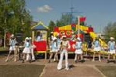 Новости  - В Казани открывается детский парк фонда «Обнаженные сердца»