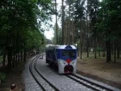 Новости  - Детская железная дорога закрыла сезон (Татарстан)