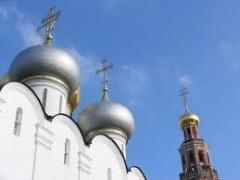 Новости  - 30 августа мощи блаженной Матроны Московской перевезли в храм Рождества Христова на Адоратского (Казань)