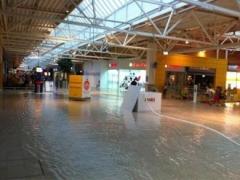 Новости  - Ливень затопил не только казанские улицы, но и торговые центры (Казань)