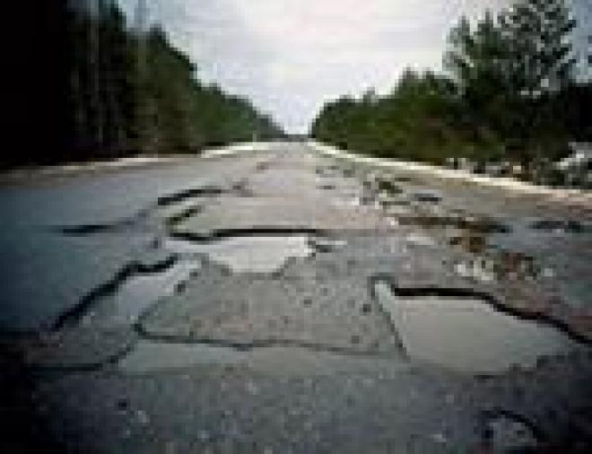 Ямой дорогу не испортить (Татарстан)