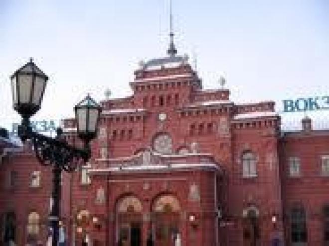 Здание вокзала стало памятником (Татарстан)