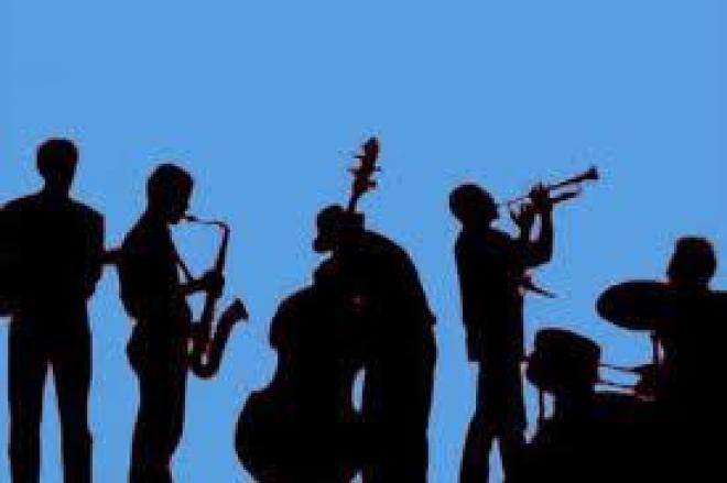 Черный джаз в центре Казани