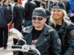 Новости  - Сегодня Казань разбудят Деды Морозы на мотоциклах